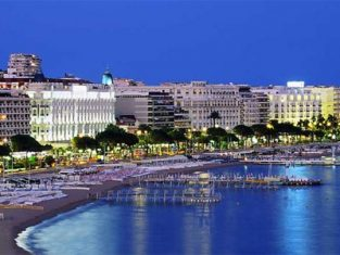 ELLE UK - Cannes Guide