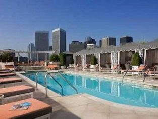 TRAVEL INTELLIGENCE - World's Best Hotel Rooftop Pools