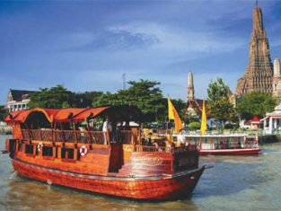 CRUISE MAG - Cruising the Chaophraya