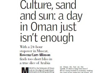 CITY AM - Oman