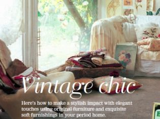 PERIOD HOUSE - Vintage Chic